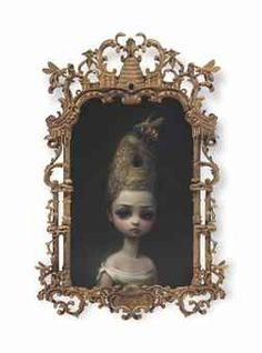 "Mark Ryden ""Queen Bee""  Price Realized $714,000  Estimate  $300,000 - $400,000  Sale Information  Sale 3407 — The 11th Hour 13 May 2013  New York, Rockefeller Plaza"