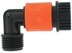 Amazon.com: Valterra A01-0137VP Hose Quick Connect with 90° Hose Saver: Automotive