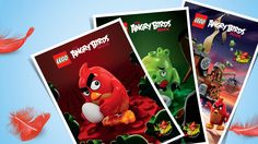Get a free cool poster from LEGO® The Angry Birds Movie™