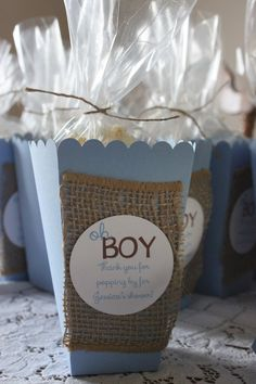 My Dirty Aprons: Oh Boy Baby Blue Shower