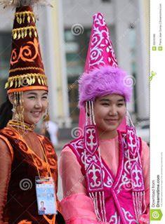 Kazakıstan - Türk Kızları