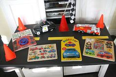 party love ♥: hot wheels birthday party