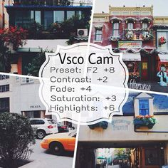 50 VSCO Cam Filter Settings for Better Instagram Photos - Hongkiat