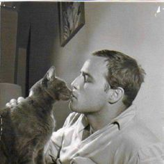 Real men love cats, at the least the one for me does!