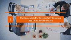 The changing realities of the modern-day business world have made B2B Demand Generation a very challenging job indeed. The post discusses some basic fundamentals that could help you generate business leads regularly in good numbers.