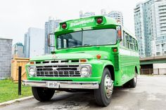 Full #steam ahead with this truck from Steam Whistle from #Canada #beer brewing #craftbeer #blog