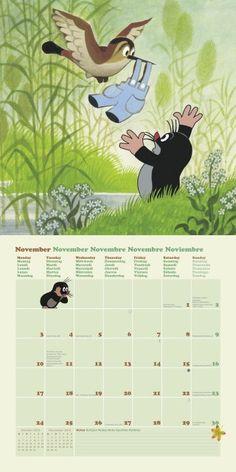11 - Der kleine Maulwurf Kalender 2014