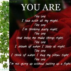 love verses for boyfriend