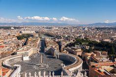Hotel Stendhal—Rome, Italy. #Jetsetter