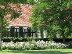 "Home of Karen Blixen in Denmark. Author of ""Out of Africa"""