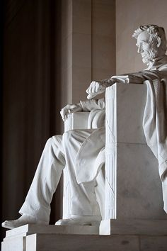 Abraham Lincoln Memorial, Washington DC - July 2009