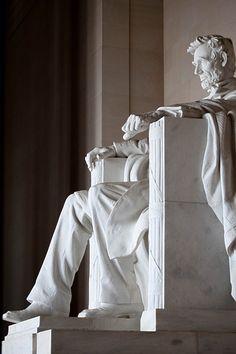 Abraham Lincoln Memorial, Washington DC - July 2009