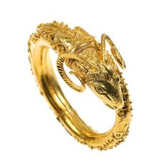 I have a very dear, dear friend who is a perfect Aries, in every way.  I think she would love this ring.