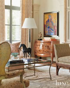 Looking for design ideas and tips? Luxe Interiors + Designs has a huge library of the latest trends in luxurious home designs from across the United States. Decor, Room, Interior, Interior Furniture, Luxe Living Room, Interior Design Gallery, Interior Design, Living Decor, Elegant Decor