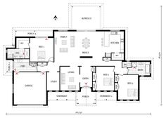 Caspian, Our Designs, G.J. Gardner Homes Ballarat
