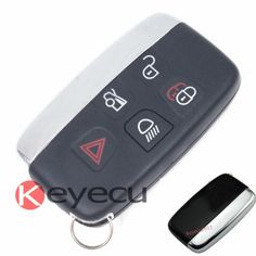 3 Buttons Replacement Remote Car Keys Fit For PEUGEOT 207 407 406 ...