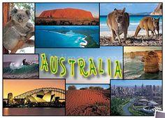 Australian Collage PC338