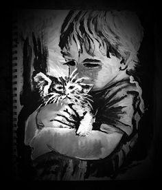 Weird Drawings, Joker, Fictional Characters, Art, Art Background, Jokers, Kunst, Performing Arts, Fantasy Characters