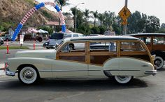 1948 Buick Super woody - svl