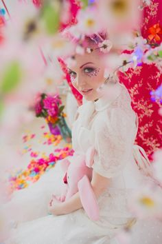 Unicorns, Rainbows and The Brightest Styled Shoot Ive Ever Seen: Harajuku Harem
