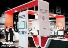 Nimlok has 40 years of experience designing trade show booths and trade show exhibits. For IDEXX, we build a custom trade show display to showcase their brand.