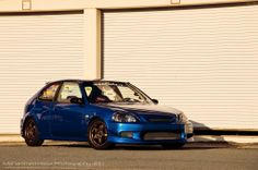 Honda Civic EK hatch via Mohammed Hijazi on Flickr