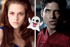 Are you more of a vampire or a werewolf?