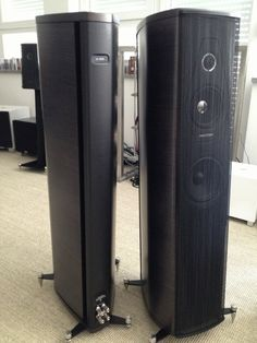 Sonus Faber / Olympica II Audiophile Speakers, Hifi Audio, Audio Speakers, High End Hifi, High End Audio, Floor Standing Speakers, Small Speakers, Dj Equipment, Loudspeaker