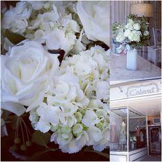 New #Flowers in our window!! Thanks #Emblem #Florist #Toronto! #love #Padgram