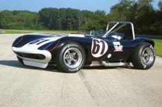 BTM Continuation Cheetah Roadster. Bill Thomas Motors, Cro Sal