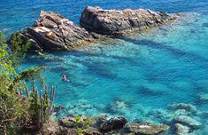 St John Snorkeling - Our Top Caribbean Island. Favorites: trunk bay, watermelon cay+