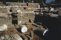 Ausgrabungen an der Stelle des Mausoleums von Halikarnassos in Bodrum Hotels In Portugal, Amsterdam, Barcelona, London, Firewood, Belgium, France, Sicily, Crete