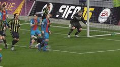 Ref awarded a drop ball in an attacking position giving me 6 attackers v 3 defenders. I still messed it up.