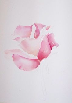 """""""Shanti Marie helps you be a better artist."""" --- (that is the name of her blog) Tutorials by this artist. 'Work in progress Pink Rose' ----- http://freeartlessons.wordpress.com/"""