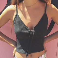 Sexy Blouse Casual Sleeveless Vest Knitting Tees