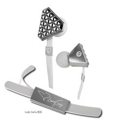 Monster Beats By Dre Lady Gaga Stereo Earphone with Microphone for  iPhoneiPadEarphones -Bright Beats Tour 4410d8243c
