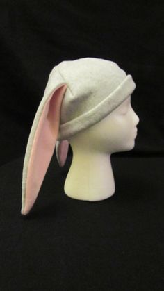 Floppy Lop Eared Bunny Rabbit Hat by tandmhandmade on Etsy Halloween Kostüm, Halloween Costumes For Kids, Lop Eared Bunny, Grey Bunny, Bunny Costume, Animal Costumes, Bunny Rabbit, Bunny Tail, Bunny Crafts