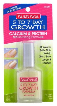 68 Best Nail Growth Formula Images In 2019 Nail Growth
