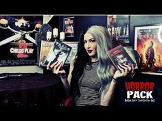 April HorrorPack DVD & Blu-ray Unboxing Videos - YouTube