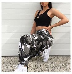 Hip Hop Outfits, Swag Outfits, Mode Outfits, Cute Casual Outfits, Casual Pants, Casual Shoes, Teenage Outfits, Teen Fashion Outfits, Outfits For Teens