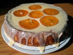 I found the recipe to this Walter Mitty Clementine Cake on a blog by Cathy Merenda . In her post she talks about how one of the through-l...