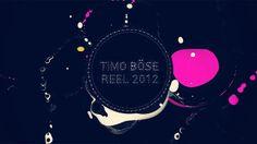Timo Boese – Demo Reel 2013 – Lowerground on Vimeo