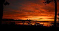 Brandermill Sunset