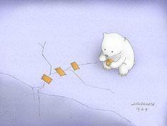 #polarbear #bear #cute