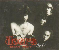 The Doors The Doors Box Set - Part 1 1998 German 2-CD album set 7559-62295-2: THE DOORS The Doors Box Set - Part 1 (1998 German 23-track…