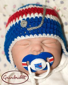 Baby Round Neck Long Sleeve Solid Color Climbing Clothes Hockey Player in Helmet Logo Crawling Suit