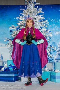 'Frozen' Princess Anna,Disney face character