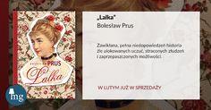"""""""Lalka"""" Bolesław Prus, wydawnictwo MG"""
