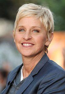 Ellen DeGeneres  @TheEllenShow