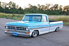 1972 F-100 if this we're a SWB.